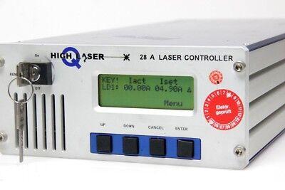High Q Laser LC1-S-M-V2.0 Laser Controller 100 - 240 V AC 50/60 Hz 4