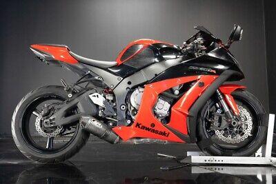 2011 Kawasaki Ninja Zx-10R Gallon Oil Change Kit