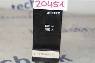 Meltex Speed Transformer 1