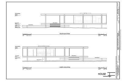 mies van der rohe tugendhat house plan. Black Bedroom Furniture Sets. Home Design Ideas