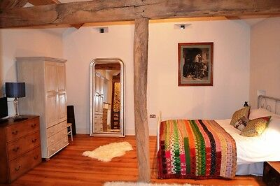 Beautiful holiday Cottage nr Hay On Wye Sleeps 4+2 24-27 July £350 dog friendly 9