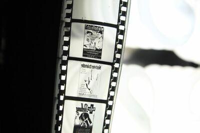 """Stehfilm """" Körperbau + Lebensvorg. v. Mensch  """" Pappschachtel 102 Bilder  /260 10"""