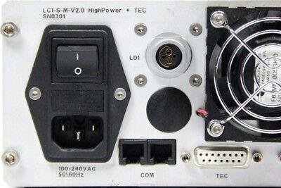 High Q Laser LC1-S-M-V2.0 Laser Controller 100 - 240 V AC 50/60 Hz 6