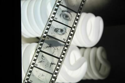 """Stehfilm """" Körperbau + Lebensvorg. v. Mensch  """" Pappschachtel 102 Bilder  /260 12"""