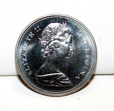 1970 Canada 50 Fifty Cent Proof Like Coin 5
