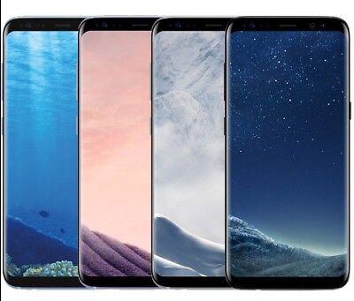 Samsung Galaxy S8 Plus G955 G955U G955U1 Unlocked AT&T T-Mobile Cricket Verizon 2