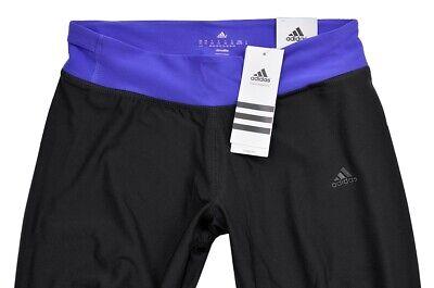 Adidas Mädchen Trainingshose Sport Hose Legging Laufhose Jazz Pant Tight schwarz 3