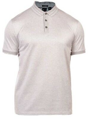 2be19243 ... NWT Hugo Boss Black Label Micro Pattern Mercerized Jacquard Polo Shirt 2
