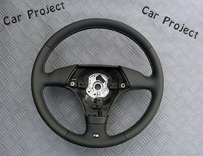volante Volant pour BMW e46 e39 x5 neubezogen steering wheel newly covered
