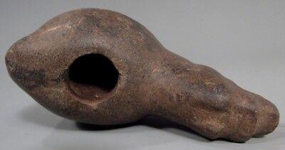 Pre Columbian Peru Bolivia Southern Highlands Stone Camelid Conopa ca. 14-16th c 12