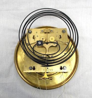German Gustav Becker 3 Weight Grand Sonnerie Vienna Regulator Clock Movement Set 6