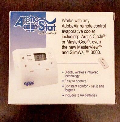 MasterCool Arctic Stat RCT1000 Remote Control Evaporative Cooler Thermostat