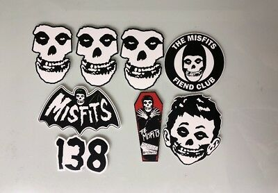 Misfits Sticker Pack 4