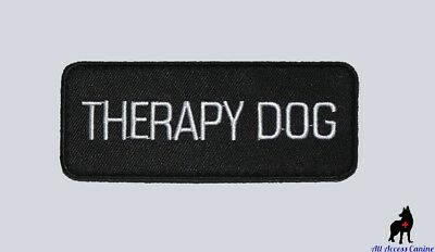 ALL ACCESS CANINE™ Support Animal ESA Dog - Service Dog - Therapy Dog Patches 8