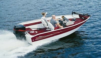 NEW BOAT COVER FITS STARCRAFT 176 SUPERFISHERMAN SIDE CONSOLE O//B 1999-2005