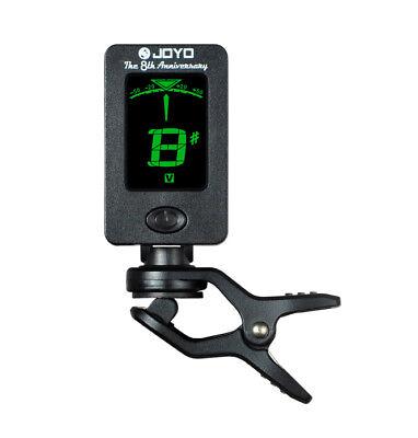 JOYO LCD Clip-on Guitar Tuner Bass tuner violin tuner ukulele Chromatic 360 2
