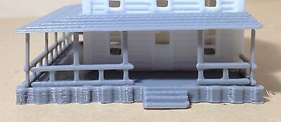 Outland Models Train Railway Historical Castle Ruin Remains N Gauge 1:160