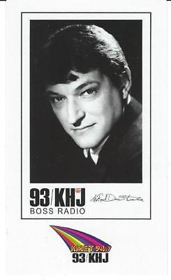 1969 THE REAL DON STEELE 93/KHJ ~ Factory CD Mini LP +FREE CARD BOSS HOLLYWOOD 7