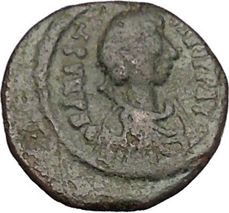 ANASTASIUS I 491AD Decanummium Large I Authentic Ancient Byzantine Coin i51197 2