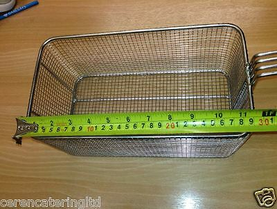 Chip Fryer Basket, Generic, Can be used with most Fryers, One Pair 2