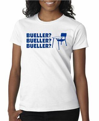 Bueller Bueller Bueller T-shirt Ferris Movie S-3XL 7
