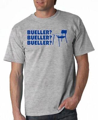 Bueller Bueller Bueller T-shirt Ferris Movie S-3XL 4