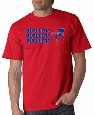 Bueller Bueller Bueller T-shirt Ferris Movie S-3XL 5