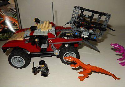 Dino Lego Presque Décor Boite Complet Jouet 7296 Dinosaure 2010 bYyv6g7f