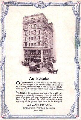 Antique Vantines Vantine & Co 1880 Parlor Oil Kerosene Table Lamp Glass Shade 3