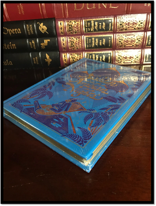 Aladdin & the Arabian Nights New Sealed Leather Bound Illustrated Gift Hardback 3