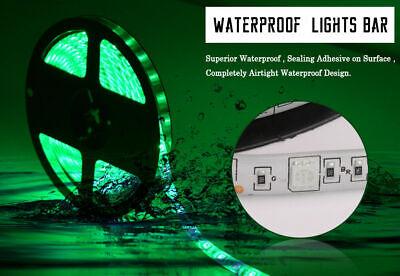 Led Strip Lighting 2*5M 32.8 Ft 5050 RGB 150 LEDs Flexible Color Changing Light 6