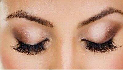 💙NEW 5 Pair 3D Mink False Eyelashes Wispy Cross Long Thick Soft Fake Eye Lashes 8