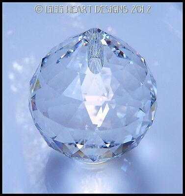SWAROVSKI CRYSTAL 60mm BEST HANGING BALL Rainbow Maker Lilli Heart Designs 6