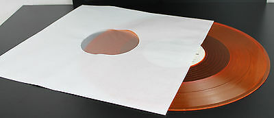 McDAISON - 50 pezzi BUSTA INTERNA BIANCA CON VELINA PER LP disco 33 giri vinile 2