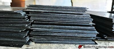 """Spring steel sheet,C1095 BT, .062"""" thick, 6 7/16"""" wide, 12.375"""" long 2"""