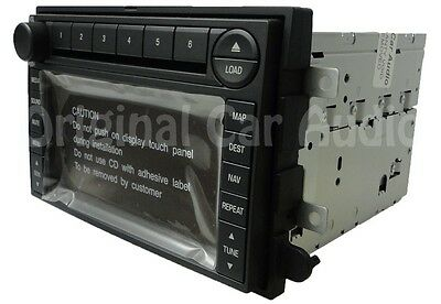 NEW FORD NAVIGATION Touch Screen GPS Radio CD Changer Player Mustang