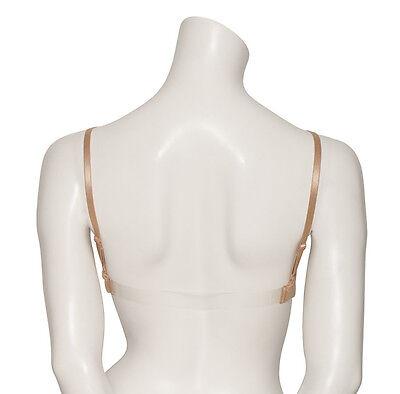 Da Ragazza Trasformabile Pelle Senza Cuciture Balletto Danza Bra Dancewear Katz 2