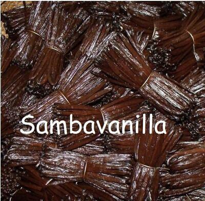 10 Bacche Vaniglia Bourbon Del Madagascar 18-20 Cm Qualita Premium 2