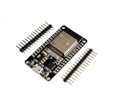ESP32 Development Board WiFi+Bluetooth Dual Cores ESP-32 ESP-32S Ultra-Low Power 3