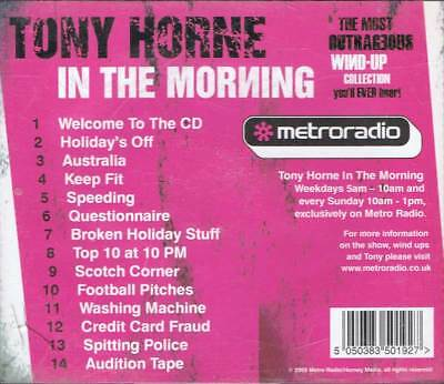 Tony Horne - The Most Outrageous Wind-up Collection You'll Ever Hear. CD 2