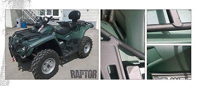 UPOL RAPTOR Transportflächen Beschichtung schwarz 948ml inkl. Härter U-Pol