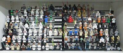 LEGO Star Wars Figuren Sammlung über 900 verschiedene Figuren zum Auswählen  NEU 3