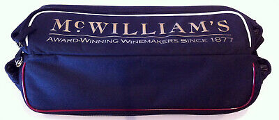 McWilliams Wines Double Wine Bottle Cooler Carry Bag 2