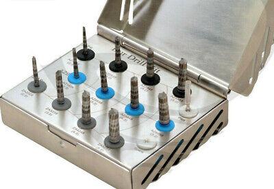 Dental Implant Surgical Bur Drills Kit / Set 3