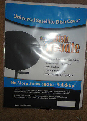 satellite dish cover fits dish network or direct tv by dish