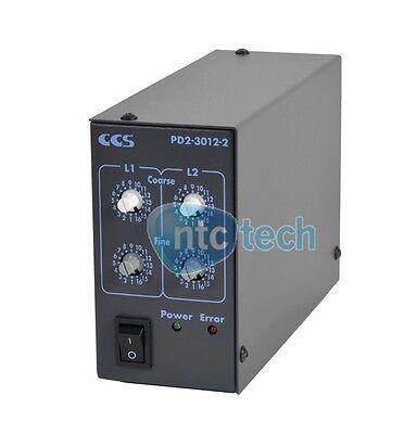 Nuevo Caja Abierta Ccs PD2-3012-2 (un) LED Potencia Suministro 3