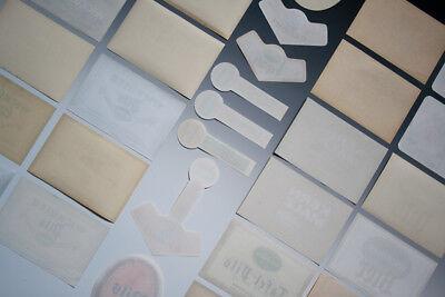 32 x verschiedene Etiketten WICKÜLER BIER um 1955-1968 10