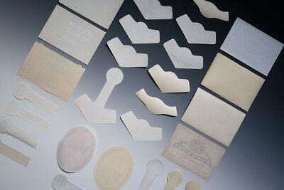 30 x verschiedene Etiketten WICKÜLER BIER + ANDERE um 1955-1968 9