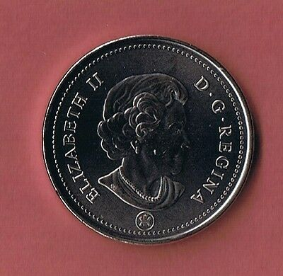 2009 RCM Logo Half Dollar 50 Fifty Cent Canada BU Coin