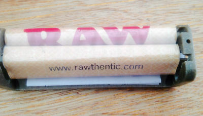 RAW Hemp Coated Plastic Cigarette Genuine Roller Rolling Machine 70mm/79mm/110mm 4